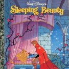 WALT DISNEY'S SLEEPING BEAUTY LITTLE GOLDEN BOOK 1995 CHILDREN'S HARDBACK BOOK VERY GOOD COND