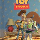 DISNEY'S   TOY STORY   1996  CHILDREN'S HARDBACK BOOK  #2  GOOD CONDITION