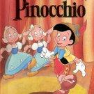 WALT DISNEY'S  PINOCCHIO 2000 CHILDREN'S HARDBACK BOOK NEAR MINT