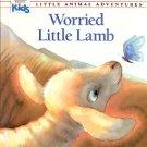 WORRIED LITTLE LAMB READER'S DIGEST KIDS LITTLE ANIMAL ADVENTURES 1994 CHILDREN'S HARDBACK BOOK MINT