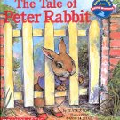 THE TALE OF PETER RABBIT by BEATRIX POTTER 1986 CHILDREN'S HARDBACK BOOK NEAR MINT