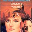 STAR TREK THE NEXT GENERATION # 4 SURVIVORS JEAN LORRAH 1989 PAPERBACK BOOK NEAR MINT