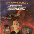 STAR TREK THE NEXT GENERATION #12 DOOMSDAY WORLD BY CARMEN CARTER 1990 PAPERBACK BOOK NEAR MINT