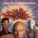 STAR TREK THE NEXT GENERATION #13 THE EYES OF THE BEHOLDERS BY A.C CRISPIN PAPERBACK BOOK NEAR MINT
