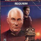 STAR TREK THE NEXT GENERATION # 32 REQUIEM BY MICHAEL JAN FRIEDMAN 1994 PAPERBACK BOOK VERY GOOD