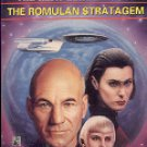 STAR TREK - THE NEXT GENERATION BOOK # 35 THE ROMULAN STRATAGEM BY ROBERT GREENBERGER PAPERBACK BK
