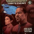 STAR TREK - THE NEXT GENERATION  INVASION # 41 TIME'S ENEMY (BOOK 3 OF 4) PAPERBACK BOOK NEAR MINT