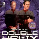 STAR TREK THE NEXT GENERATION # 55 DOUBLE HELIX DOUBLE OR NOTHING (BK 5 OF 6) PAPERBACK BOOK N/MINT