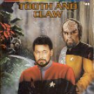 STAR TREK THE NEXT GENERATION # 60 TOOTH AND CLAW by DORANNA DURGIN 2001 PAPERBACK BOOK V/GOOD COND