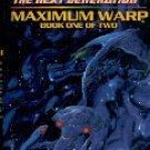 STAR TREK - THE NEXT GENERATION BOOK # 62 MAXIMUM WARP (BOOK 1 OF 2) PAPERBACK BOOK NEAR MINT
