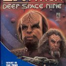 STAR TREK - DEEP SPACE NINE DAY OF HONOR ARMAGEDDON SKY by L.A. GRAF (BOOK 2 OF 4) PAPERBACK BOOK