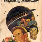 STAR TREK by JAMES BLISH 1972 PRINTING PAPERBACK BOOK O.K. TO GOOD CONDITION