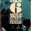 STAR TREK 6 by JAMES BLISH 1972 PRINTING PAPERBACK BOOK GOOD CONDITION