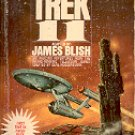 STAR TREK  11   by  JAMES BLISH  1975 PRINTING  PAPERBACK BOOK VERY GOOD CONDITION