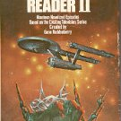 THE STAR TREK READER  II  by JAMES BLISH    1977  HARDBACK BOOK VERY GOOD CONDITION