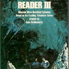 THE STAR TREK READER  III  by JAMES BLISH   1977  HARDBACK BOOK VERY GOOD CONDITION