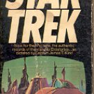 STAR TREK LOG ONE-TWO-THREE-FOUR (4 BOOK SET) by ALAN DEAN FOSTER 1975 PAPERBACK BOOK SET VERY GOOD
