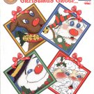 CROSS MY HEART CHRISTMAS CHEER COUNTED CROSS STITCH BOOKLET by SHERRIE STEPP-AWEAU CRAFT BOOK NMINT