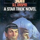 YESTERDAY'S SON by A.C. CRISPIN A STAR TREK NOVEL 1983 HARDBACK BOOK NEAR MINT