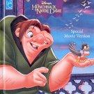 DISNEY'S THE HUNCHBACK OF NOTRE DAME SPECIAL MOVIE VERSION 1996 CHILDREN'S HARDBACK BOOK NEAR MINT