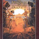 DREAM WORKS THE PRINCE OF EGYPT-COLLECTOR&#39;S FIRST EDITION NEAR MINT #2 1998 CHILDREN&#39;S HARDBACK BK