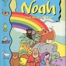 MY BEST BIBLE STORIES  NOAH AND HIS BIG BOAT  2002 CHILDREN'S HARDBOARD BOOK NEAR MINT