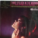 THREE O'CLOCK IN THE MORNING & OTHER LOVE SONGS RCA CAMDEN RECORD 33 RPM ALBUM 1965 NEAR MINT