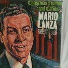CHRISTMAS HYMNS AND CAROLS  MARIO LANZA 1963 RCA CAMDEN RECORD 33 RPM ALBUM MINT SEALED