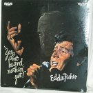YOU AIN'T HEARD NOTHIN` YET by EDDY FISHER 1968 RECORD ALBUM 33 RPM SEALED MINT