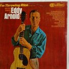 I'M THROWING RICE & OTHER FAVORITES by EDDY ARNOLD 1965 RCA/CAMDEN  SEALED 33 RPM RECORD ALBUM MINT