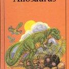 ALLOSAURUS BY RON WILSON 1984 CHILDREN'S HARDBACK BOOK VERY GOOD CONDITION
