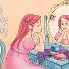 MY PRETTY VANITY  by NANCY PARENT  2000 CHILDREN'S HARDBOARD BOOK VERY GOOD CONDITION
