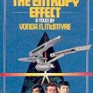 STAR TREK # 2  THE ENTROPY EFFECT by VONDA N. McINTYRE 1981 PAPERBACK BOOK VERY GOOD CONDITION