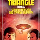 STAR TREK # 9  TRIANGLE by SONDRA MARSHAK & MYRNA CULBREATH 1983 PAPERBACK BOOK MINT