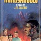 STAR TREK # 27 MINDSHADOW  by J.M. DILLARD 1986  PAPERBACK BOOK VERY GOOD CONDITION
