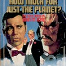 STAR TREK # 36 HOW MUCH FOR JUST THE PLANET  by JOHN M. FORD 1987 PAPERBACK BOOK GOOD CONDITION