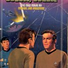 STAR TREK # 45 DOUBLE, DOUBLE  by MICHAEL JAN FRIEDMAN 1989  PAPERBACK BOOK VERY GOOD CONDITION