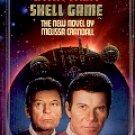 STAR TREK  # 63 SHELL GAME  by MELISSA CRANDALL 1993  PAPERBACK BOOK NEAR MINT