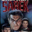 STAR TREK  SAREK by A.C. CRISPIN  1995 PAPERBACK BOOK NEAR MINT