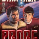 STAR TREK -  PROBE by MARGARET WANDER BONANNO 1993 PAPERBACK BOOK VERY GOOD