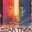 STAR TREK - THE MOTION PICTURE by GENE RODDENBERRY 1979 PAPERBACK BOOK O.K. CONDITION