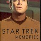 STAR TREK MEMORIES - WILLIAM SHATNER with CHRIS KRESKI 1994 BIOGRAPHY PAPERBACK BOOK NEAR MINT