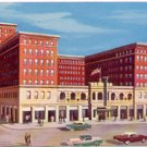 THE ST. CHARLES NEW ORLEANS LOUISIANA - A DINKLER HOTEL PICTURE POSTCARD #33 UNUSED