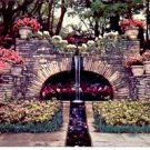 THE GROTTO AT BELLINGRATH GARDENS MOBILE ALABAMA PICTURE POSTCARD #166 UNUSED