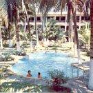LAS HAMACAS RESORT HOTEL ACAPULCO PICTURE POSTCARD #172 USED 1965