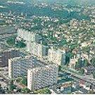 CITY VIEW BUCHAREST ROMANIA COLOR PICTURE POSTCARD #291 UNUSED