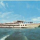 SOWJETISCHE DONAU-DAMPFSCHIFFAHRT AVHAN-MOPE RUSSIAN CRUISE SHIP PICTURE POSTCARD #294 UNUSED