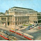 THE OPERA HOUSE - WIEN STAATSOPER - VIENNA SWITZERLAND COLOR PICTURE POSTCARD #316 UNUSED