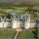 CHATEAUX DE LA LOIRE FRANCE COLOR PICTURE POSTCARD #366 UNUSED