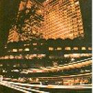 THE HONGKONG HILTON HONG KONG COLOR PICTURE POSTCARD #395 UNUSED